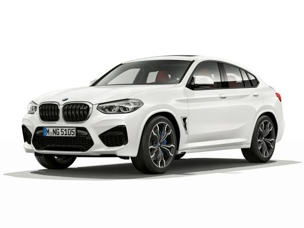 BMW X3 M - Car Price