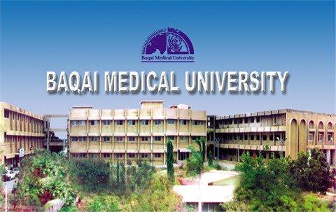 Baqai University Hospital cover