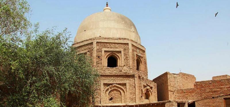 Shrine of Mai Maharban 1