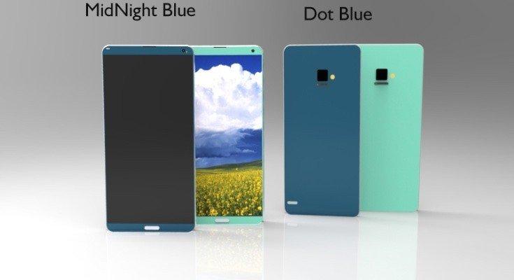 Samsung Galaxy A9 Back