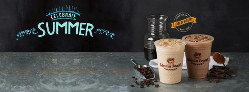 Gloria Jeans Coffees Cold Brew