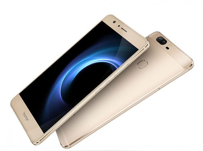 Huawei Honor 8 Gold