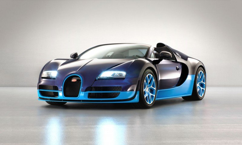 Bugatti Veyron Super Sport - Price in Pakistan