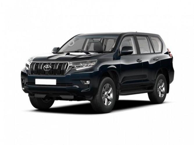 Toyota Prado VX 3.0 2021 (Automatic)