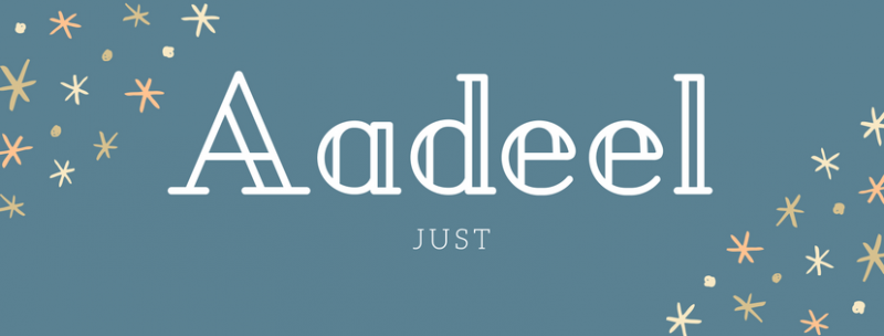 Aadeel Name Meaning
