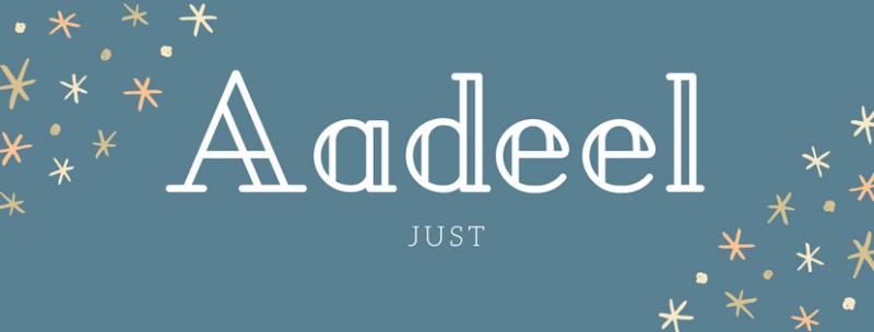 Aadeel Name Meaning