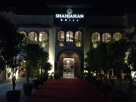 Shahjahan Grill Building