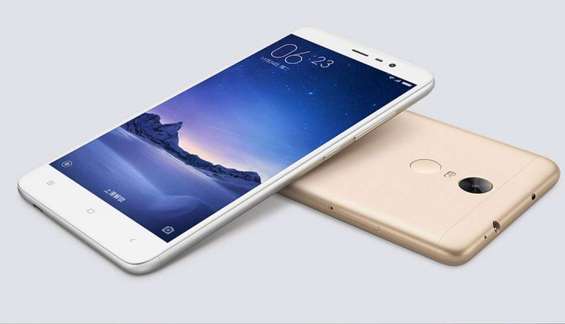 Xiaomi Redmi Note 3 (MediaTek) 5