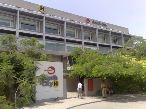 South City Hospital - Outside View