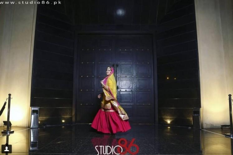 Sara Razi Khan Mayoun Mehndi – Pictures 5