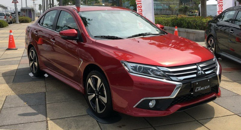 Mitsubishi Grand Lancer 2018 - Price, Features and Reviews
