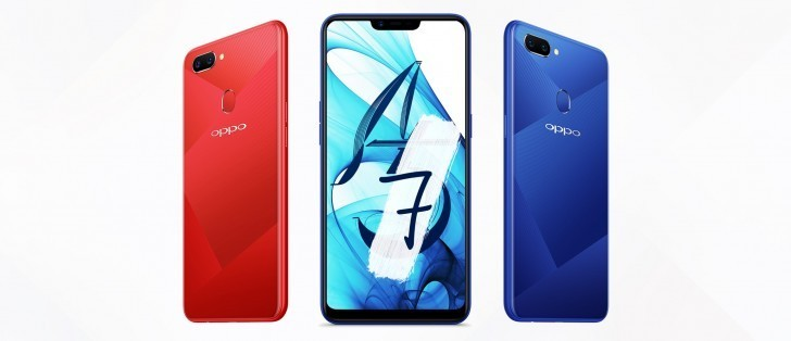 Oppo A7 - Price, Comparison, Specs, Reviews