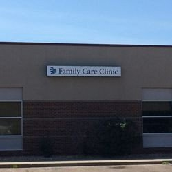 Family Care Clinic outside View