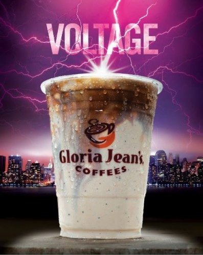 Gloria Jeans Coffees Votage Drink