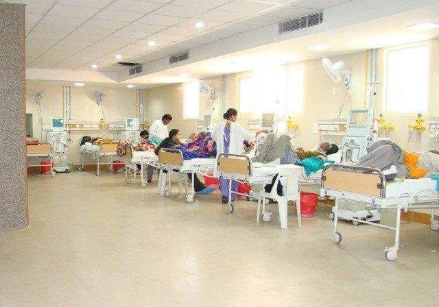 Dmc & Civil Hospital cover