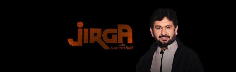 Jirga with Saleem Safi - Complete Details