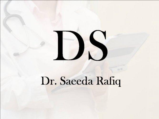 Dr. Saeeda Rafiq Gynae Clinic cover