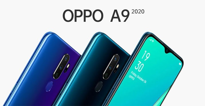 Oppo A9 2020 - Price, Specs, Reviews, Comparison