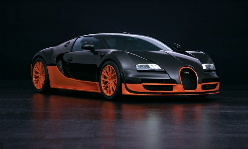 Bugatti Veyron 16.4 - Price in Pakistan