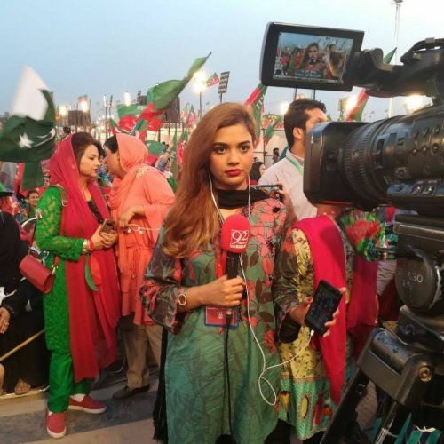 Ayesha Yousaf Find Everything About Her