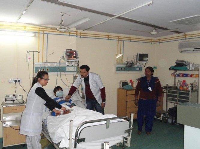 Khadija Maternity Hospital cover