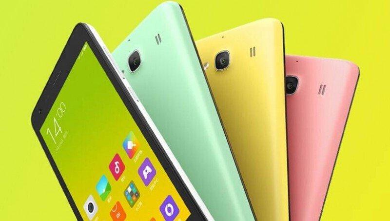 Xiaomi Redmi 2 Prime 5