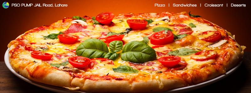Cafe Reload Tasty Pizza