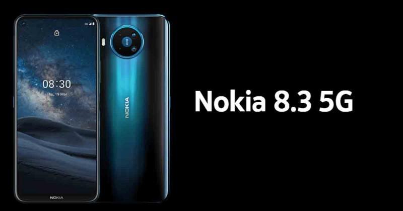 Nokia 8.3 5G Price,Specs,Review,Comparison