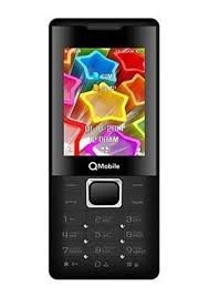 QMobile XL20 Black Color