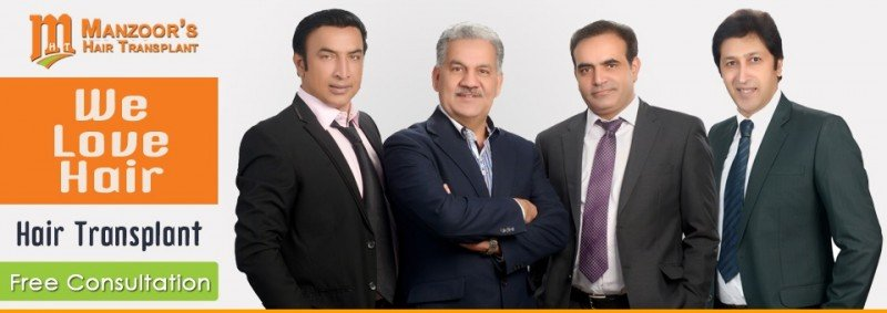 Manzoor's Hair Transplant cover