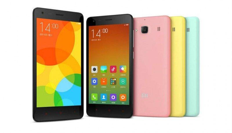 Xiaomi Redmi 2 Colors