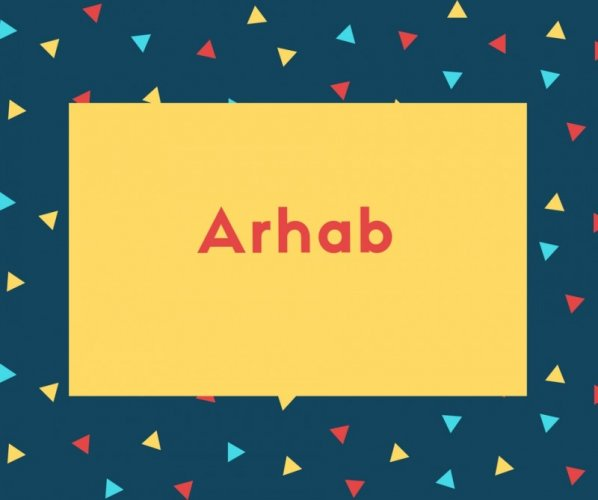 Arhab