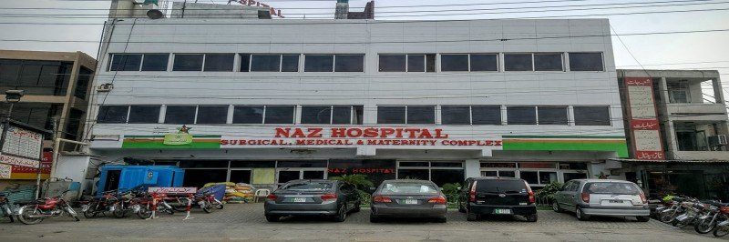 Naz Clinic & Hospital - Outside View