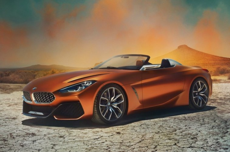 BMW Z4 2018 - Price, Reviews, Specs