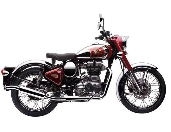 Royal Enfield Classic Chrome Price, Review, Mileage, Comparison