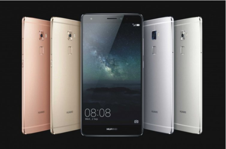 Huawei Mate S Smart View