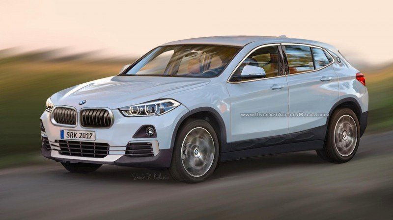 BMW X2 2018 - Price, Features and Reviews