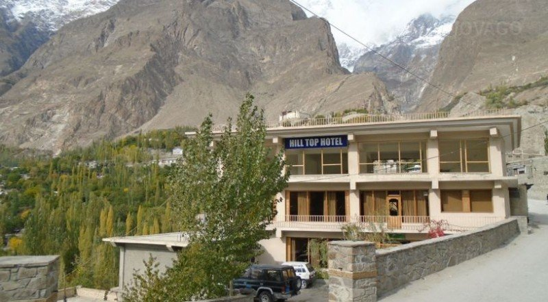 Hill Top Hotel 1