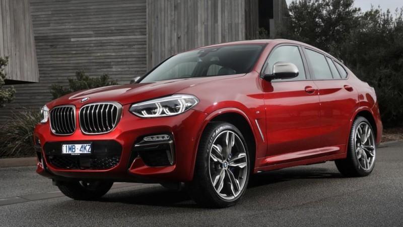 BMW X4 - Car Price