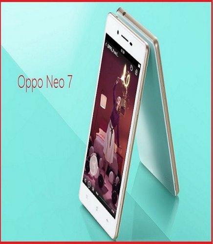 Oppo Neo 7 Slim View