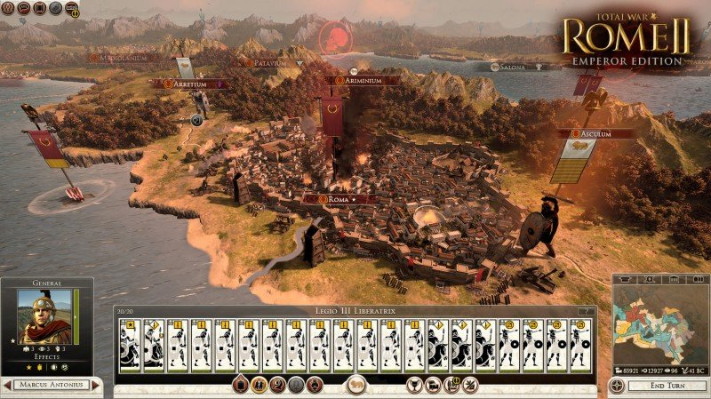 Rome: Total War  - Characters, System Requirements, Reviews and Comparisons