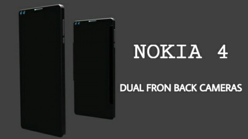 Nokia 4 - Price, Comparison, Specs, Reviews