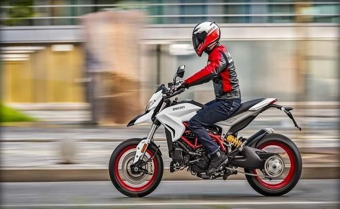 Ducati Hypermotard 939 - looks 2