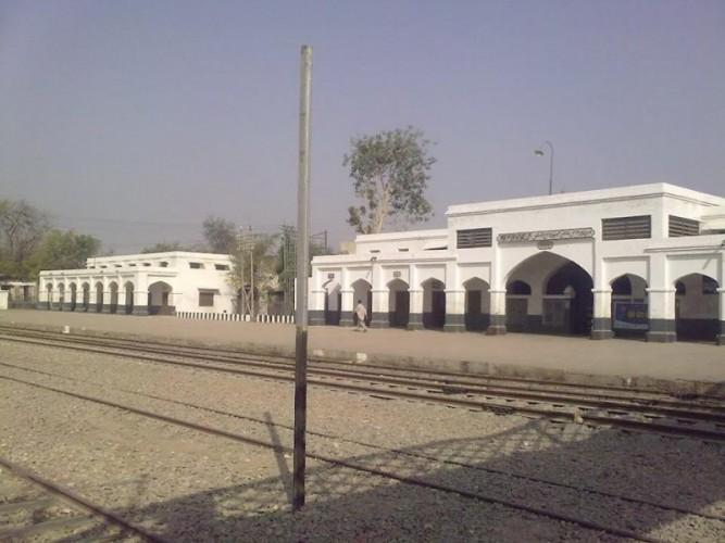 Mirpur Khas Railway Station