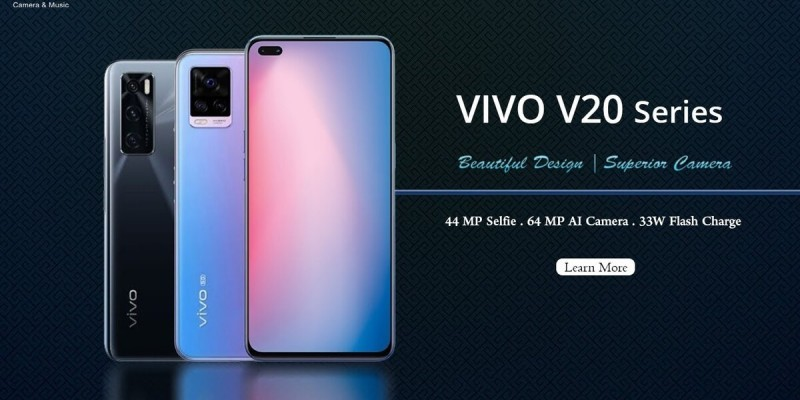 Vivo V20 Pro - Price, Specs, Review,Coparison