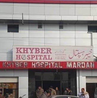 Khyber Hospital cover