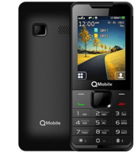 QMobile Power 5 Front And Back