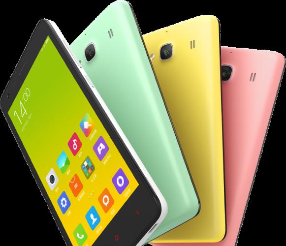 Xiaomi Redmi 2A Design