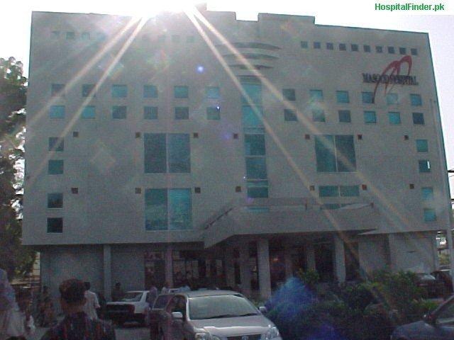 Masood Hospital cover