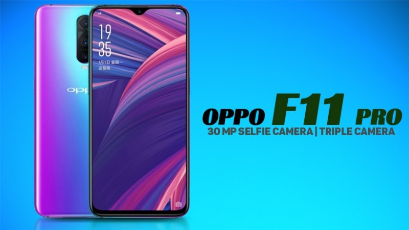 Oppo F11 Pro - Price, Reviews, Specs, Comparison